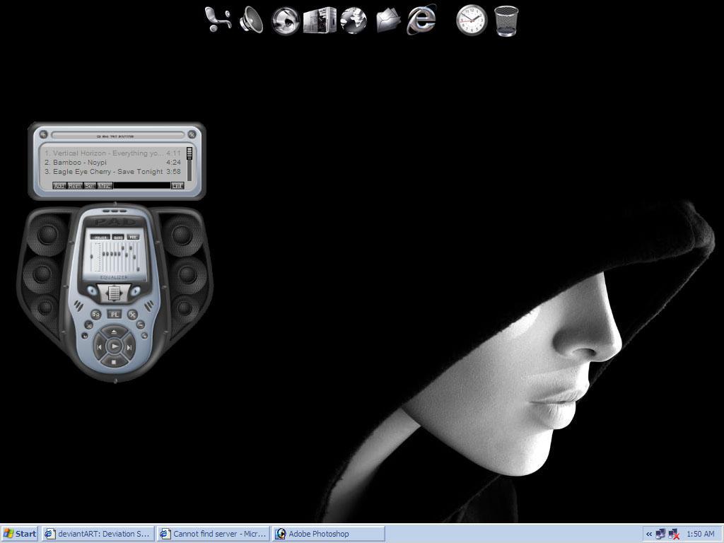 Desktop by melay