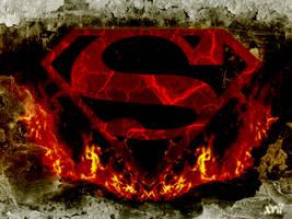 Superman by melay