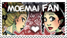 +Moemai Fan Stamp+ by Alemanoz