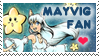 +MayVig Fan Stamp+ by LULUTsFactory