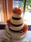 fall wedding cake 2