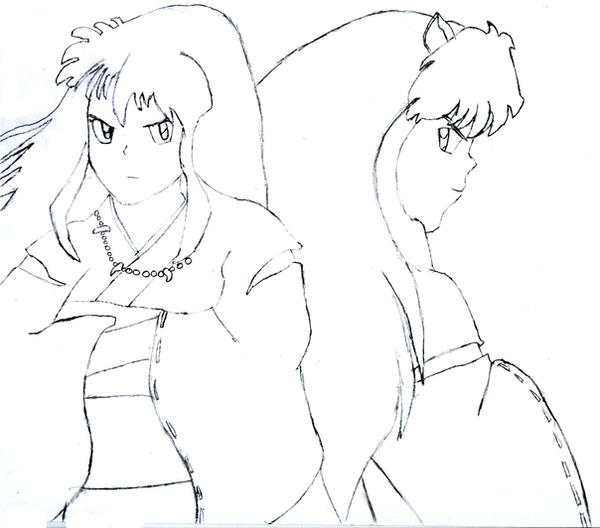 100 Ideas To Try About Inuyasha: Inuyasha- Human And Half-Demon By PlottingYourDemise On