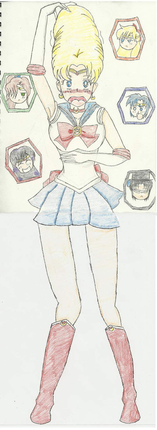 Sailor Moon Screws Up Again v1 by PlottingYourDemise