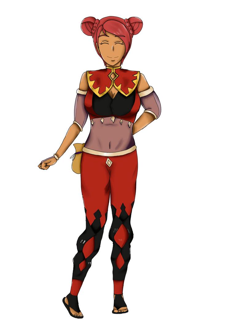 Aoi (Fire Emblem Heroes version) by PlottingYourDemise