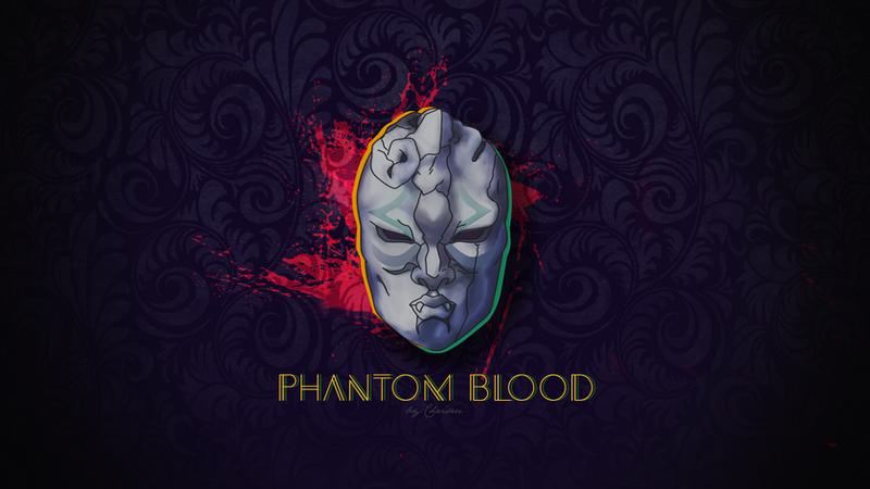Jojo bizarre adventure phantom blood wallpaper by chrisru on deviantart jojo bizarre adventure phantom blood wallpaper by chrisru voltagebd Images