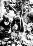 Justice League by Jonny5Alves
