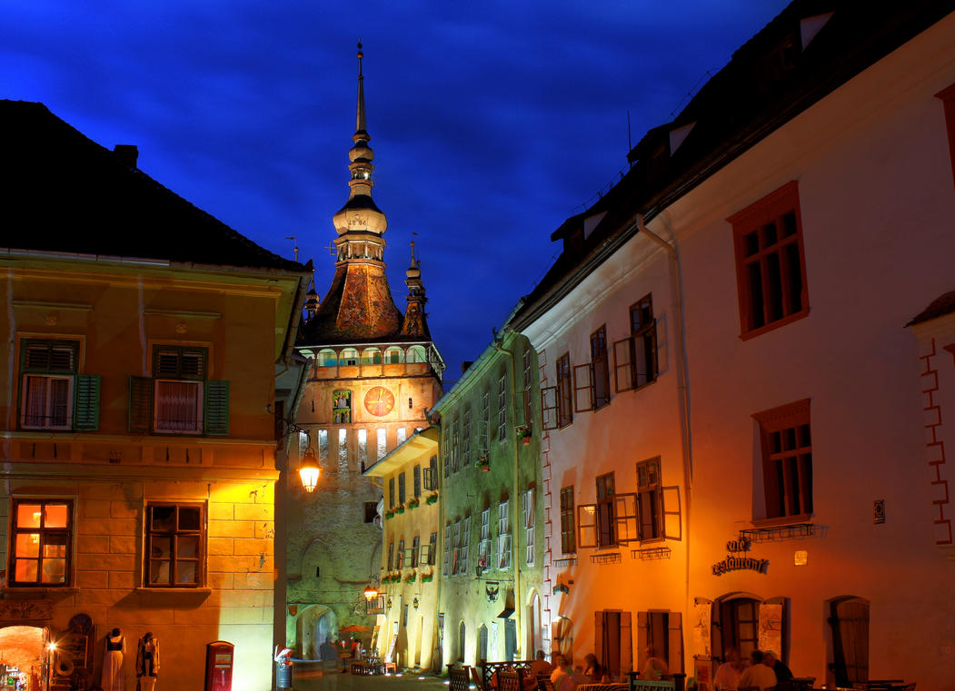 Sighisoara1 by mariustipa