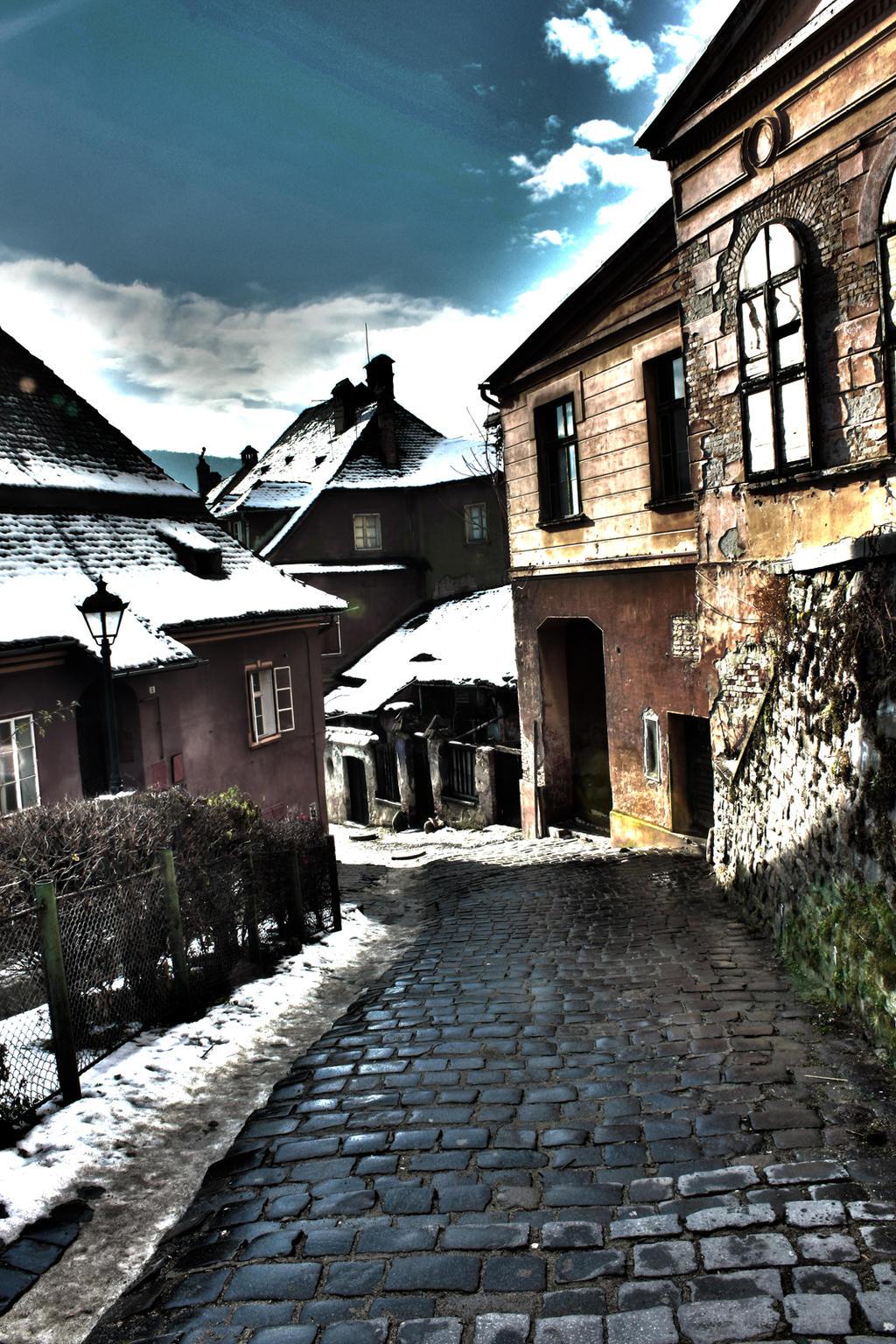 Sighi Street, Grunge by mariustipa