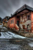 Street Corner by mariustipa