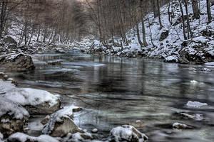 Cold Landscape by mariustipa