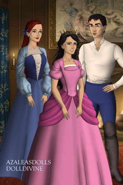 Disney Families- Ariel, Eric and Melody by shenerdist
