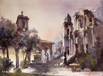 Sicily, Impression by micorl