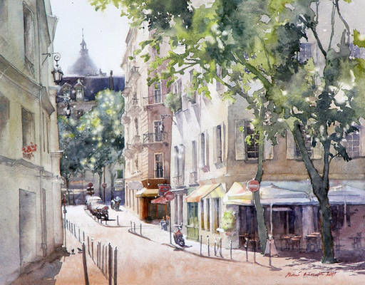 Rue du Haut Pave