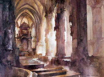 Stephansdom by micorl