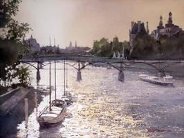Seine by micorl