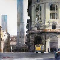 Bologna by micorl