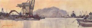 Palermo shipyard