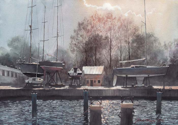 Gdynia by micorl