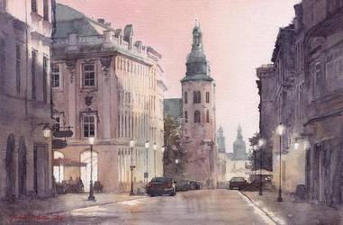 Krakow by micorl