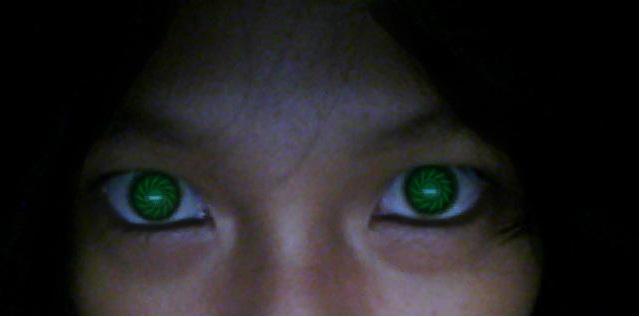 Green Eyes by maochan08