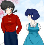 Ranma and Akane - just so long as you realize