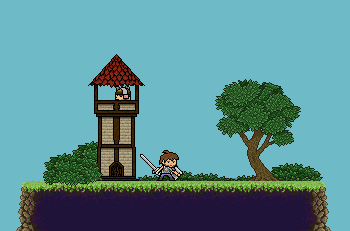 Toying with my assets and new tiles =) by GSavonitti
