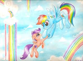 Fly with me by DeadliestVenom