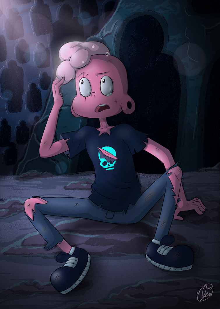 The shocked look on lars face said it all,   this is why I'm in love with Steven Universe its always full of surprises. The newest episodes were amazing, I cant wait to watch them again! ^w^&n...