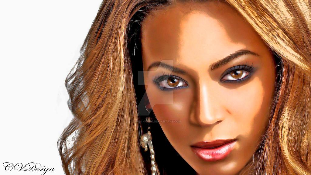 Beyonce by Carmina1991