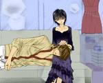 Tsuruga Ren and Mogami Kyoko 2