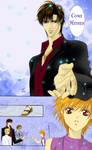 Tsuruga Ren and Mogami Kyoko 3