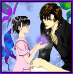 Tsuruga Ren and Mogami Kyoko 4