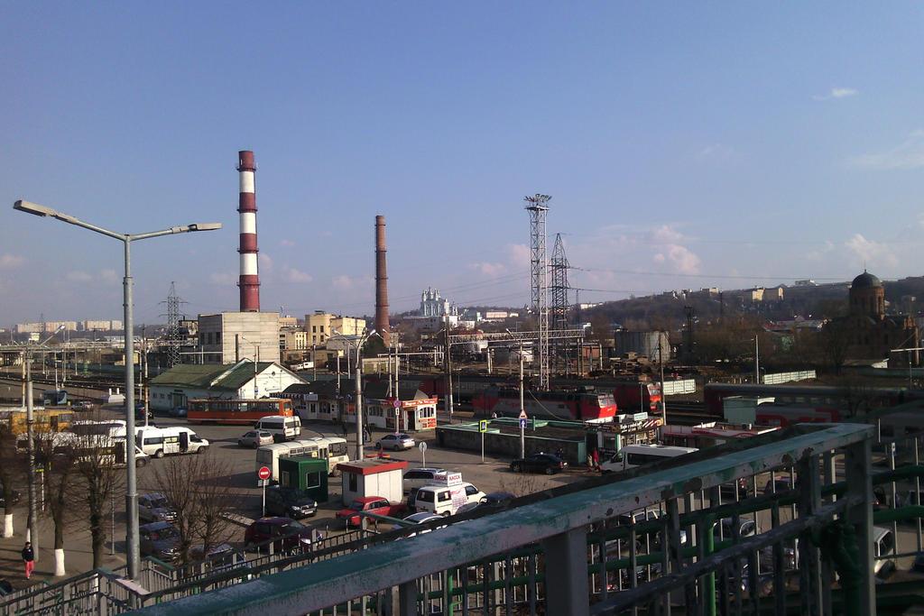 Industrial landscape by Leo-Artis