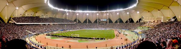 Panorama Stadium by abdul7amid