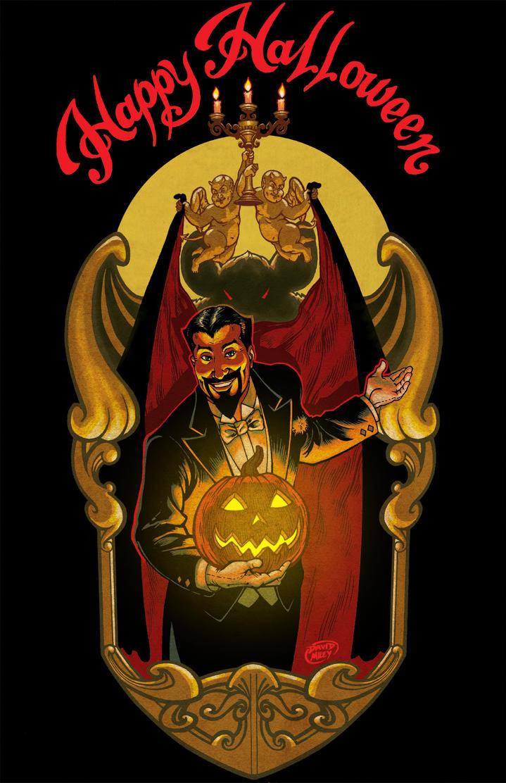 Halloween Colors by DAVIDGMILEY