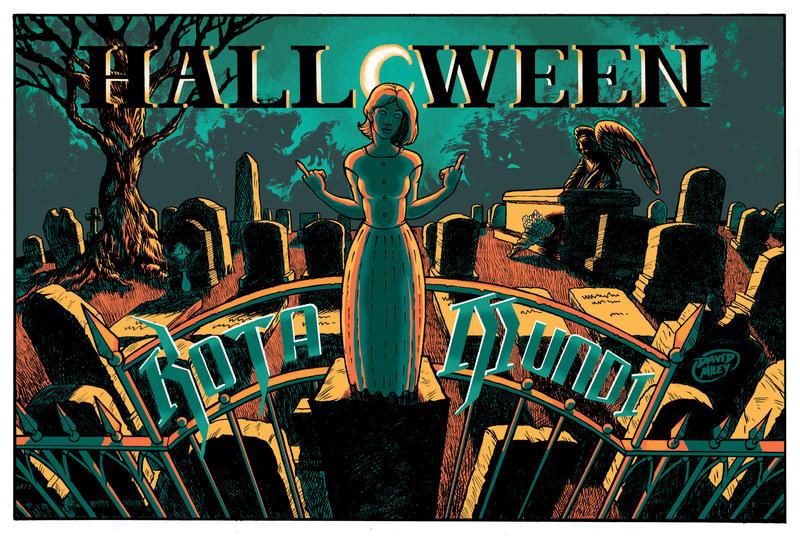 Halloween FinishedSM2 by DAVIDGMILEY