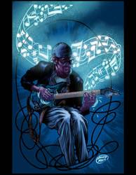 Tony Blues Brown