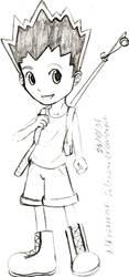 Free Sketch 02 by SilverXenomorph
