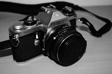 My analog Baby :D by Bumpler