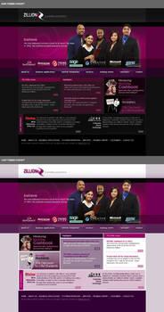 ZILLIONe web concept
