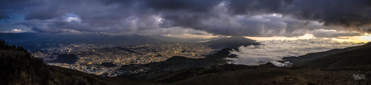 Quito, Ecuador by duhcoolies