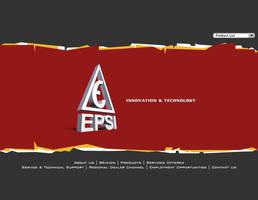 EPSI - Splash Page by duhcoolies