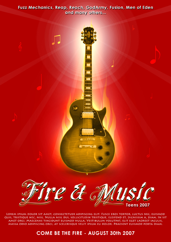 Fire and Music