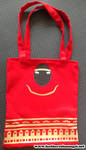 Journey Tote Bag by SongThread