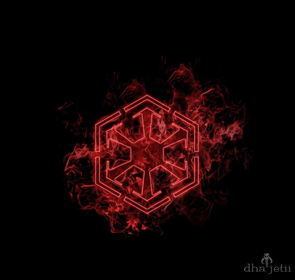 Sith Empire Logo v1 by Dhajetii on DeviantArt  Sith Empire Log...