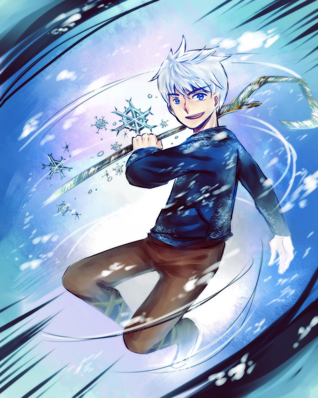 Jack Frost by crokanGerous