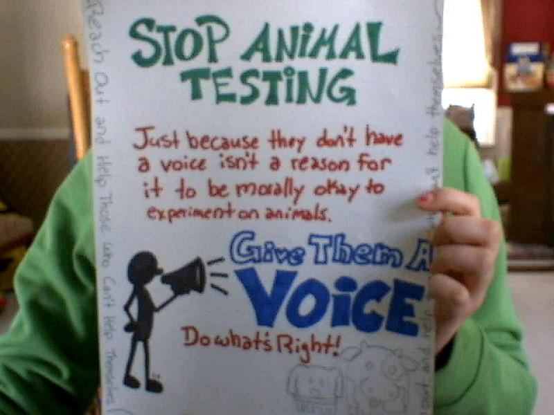 Stop Animal TEsting by xXxXxTOBIxXxXx