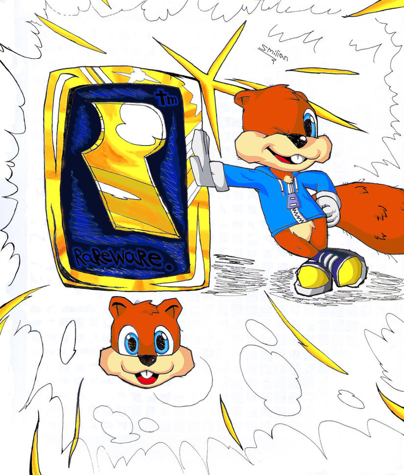 Isnt Conker A Kids Game