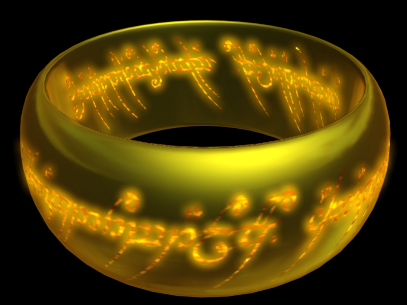 ONE RING to rule them all by sav8197