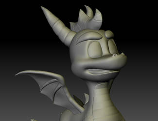 Spyro sin color 02 by sav8197
